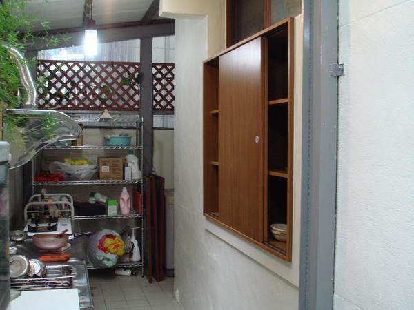 廚房新增隱藏櫃