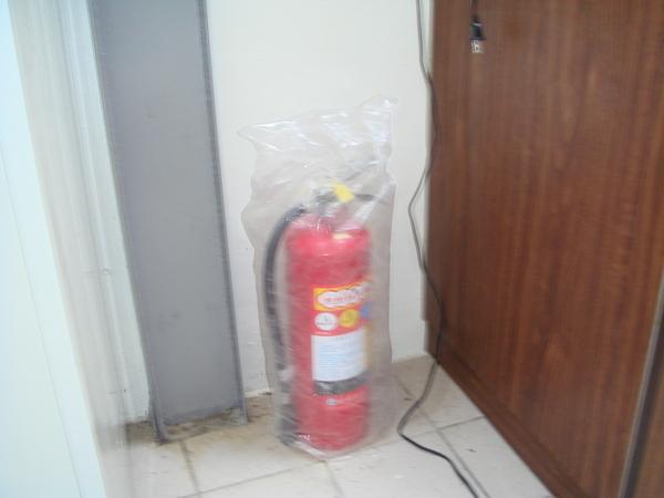 一樓廚房消防設施
