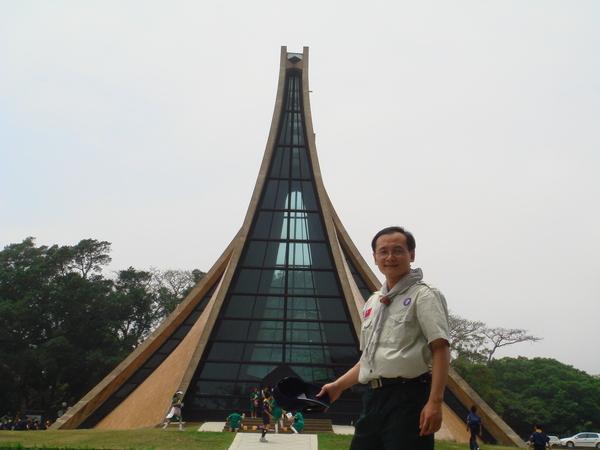 東海路義思教堂970430童軍1