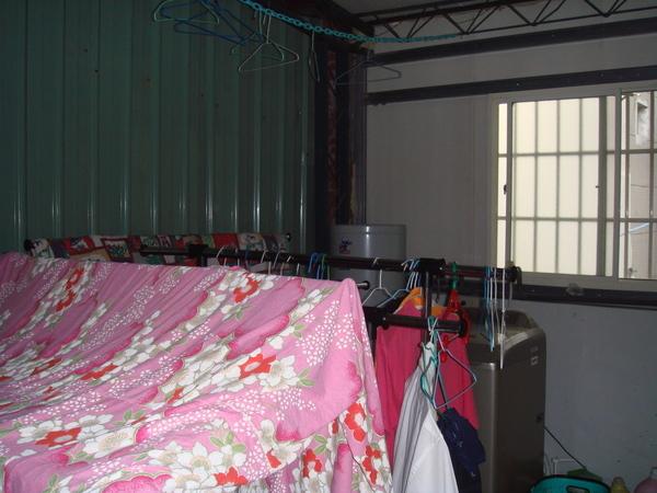 三樓洗衣房