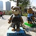 室外泰迪熊29.JPG