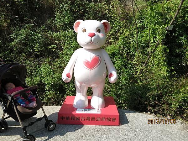 室外泰迪熊37.JPG