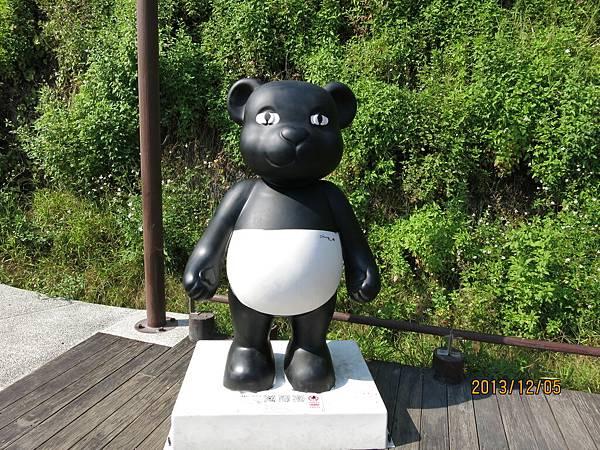 室外泰迪熊42.JPG