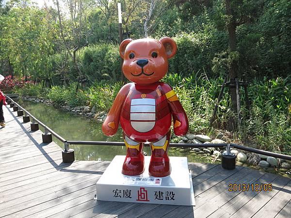 室外泰迪熊44.JPG
