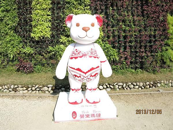 室外泰迪熊50.JPG