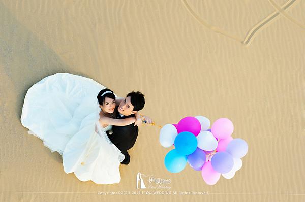 拍婚紗推薦台南自助婚紗