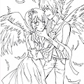 天使與惡魔 002