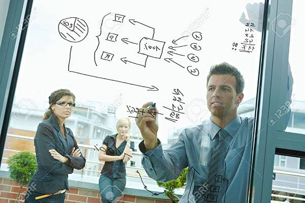 6254319-Business-team-planning-businessman-thinking-drawing-diagram-on-window-Outdoor-of-office-on-terrace--Stock-Photo.jpg