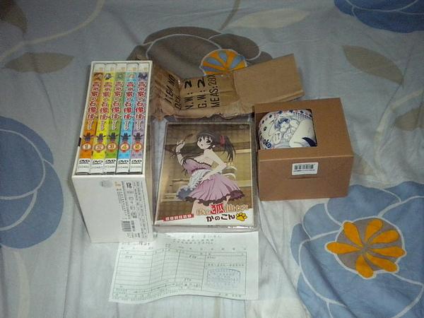 我的狐仙女友OVA-內容物