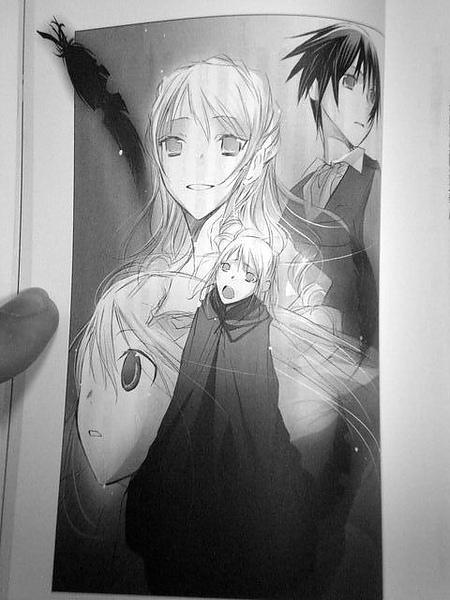 文學少女 見習生的傷心-插畫08