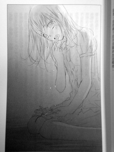 文學少女 見習生的傷心-插畫02