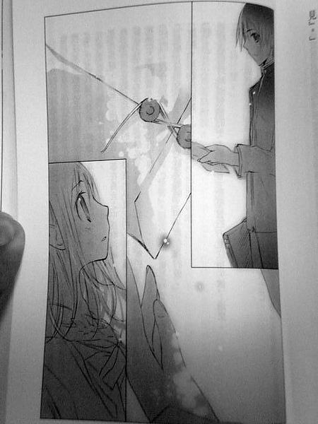 文學少女 見習生的傷心-插畫07