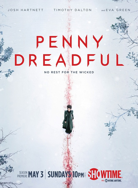 Penny Dreadful 第二季