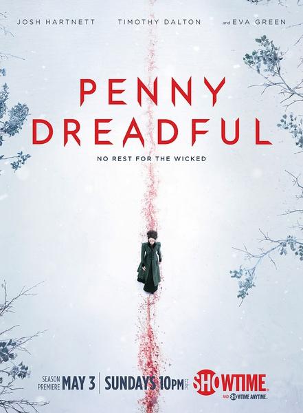 Penny Dreadful 第二季