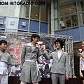 2010/09/05(日)  宇宙人「001.5名偵探敗給心上人」簽唱會(高雄夢時代購物中心幸福廣場)