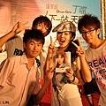 2010/07/10(六)  丁噹「下一站天后」簽票簽專輯簽唱會(台中水利廣場)