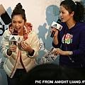 2010/12/11(六)「adidas輕暖繽紛的冬季羽絨系列,楊丞琳為您打造耶誕運動時尚」 (高雄漢神巨蛋8樓)