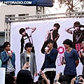 2010/10/31 LOLLIPOP F 四度空間 預購簽唱會(台南南方公園)