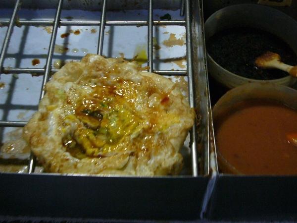 古早味的蔥油餅