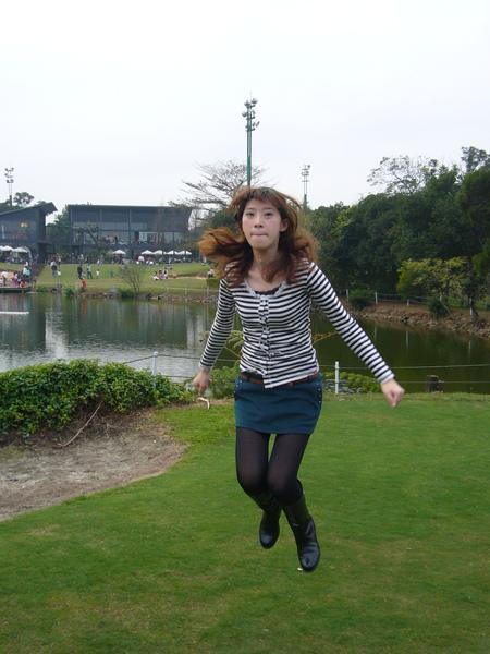 我跳跳跳........jump!