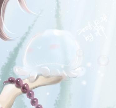海洋公主的水母.JPG