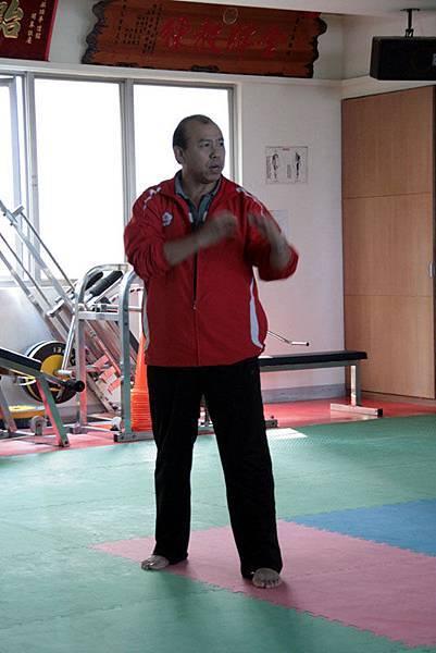 哇~~宋景宏超級教練親自指導