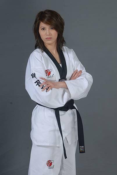 奧運選手中的漂亮寶貝-楊淑君