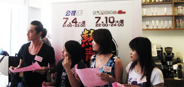 由文炫領軍的一組獲得游戲的優勝!!