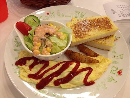 O2早餐4