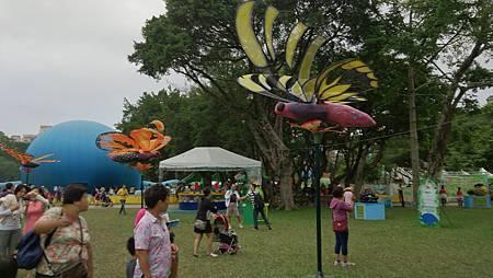 1021012紙風車台灣動物昆蟲展8