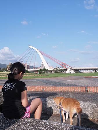 1021013大佳河濱公園遛狗15