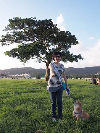 1021013大佳河濱公園遛狗40