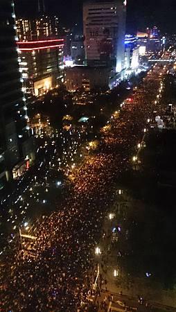 2014台北101跨年煙火2