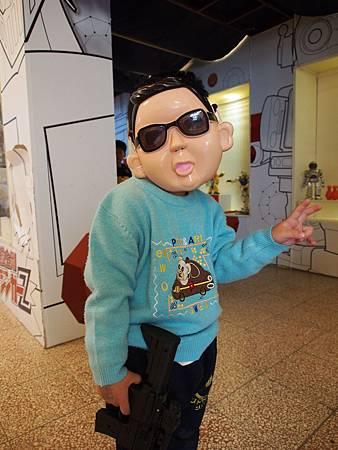 2014.01.25板橋435藝文園區-兒童玩具博物館20