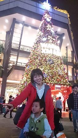 102.12.13台北市感受耶誕氣氛9