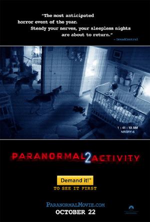 鬼入鏡/Paranormal Activity 2