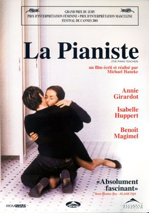 鋼琴教師/ The Piano Teacher (Die Klavierspielerin)