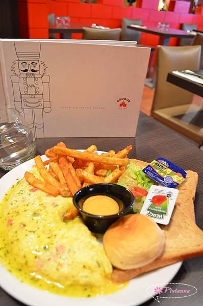 谷堡餐廳 038