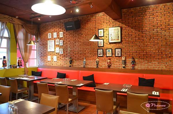 谷堡餐廳 052