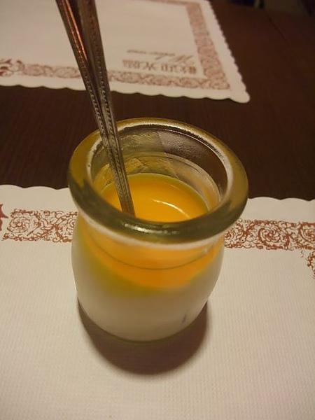 書芳園-甜點-芒果奶酪.JPG