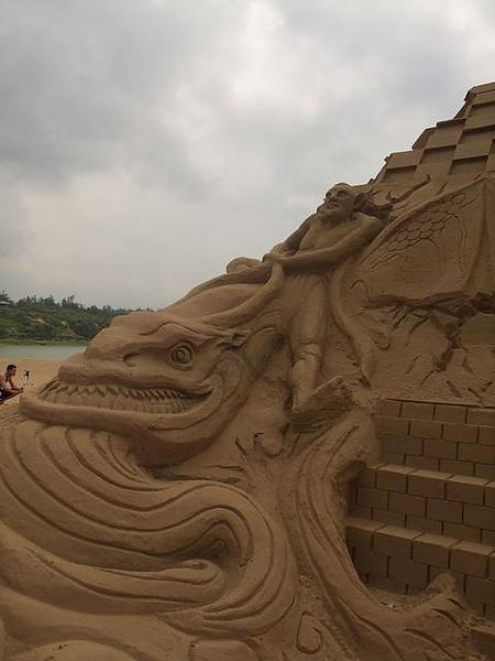 2010沙雕-異想世界-海將.JPG