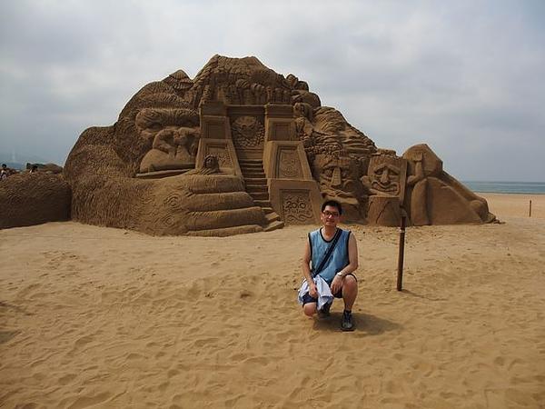 2010沙雕-天堂與我.JPG