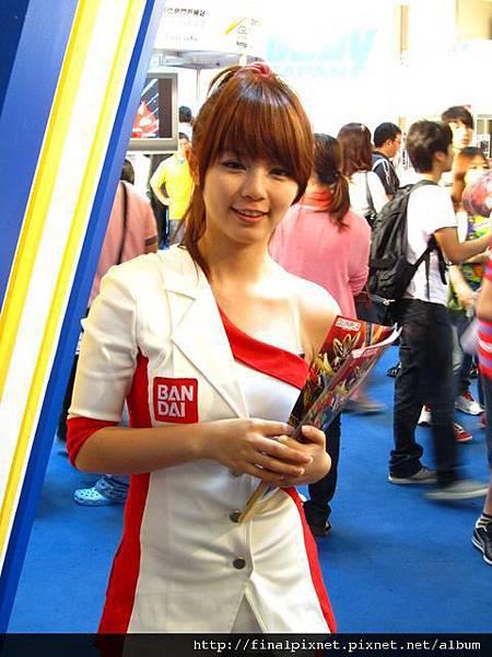 Gunpla EXPO 2011-ShowGirl-2.jpg