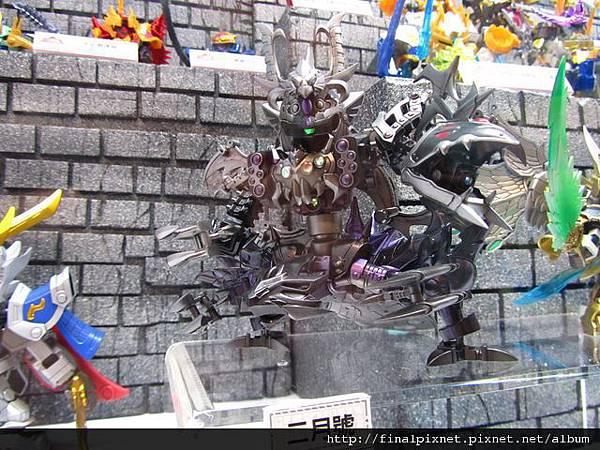 Gunpla EXPO 2011-三國傳系列-黑暗變異邪神.jpg