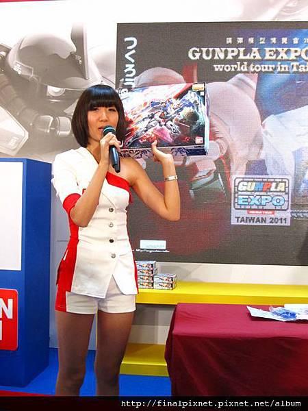 Gunpla EXPO 2011-主持人-2.jpg