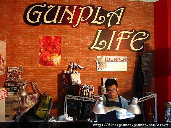 Gunpla EXPO 2011-密斯特喬教室-工作室.jpg