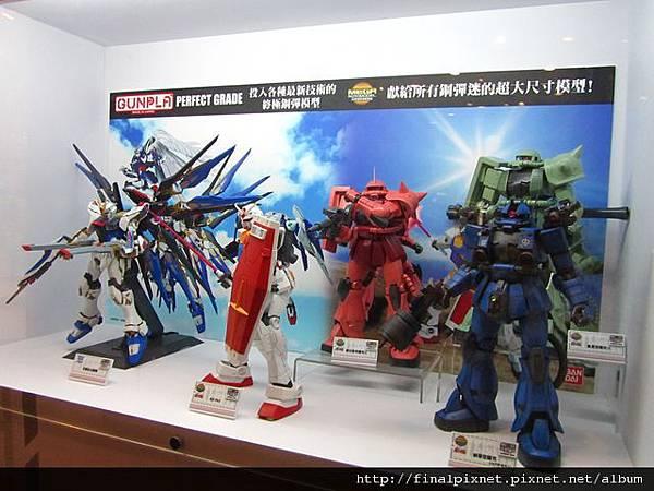 Gunpla EXPO 2011-場外-PG.jpg