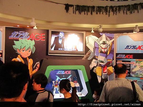 Gunpla EXPO 2011-鋼彈AGE.jpg