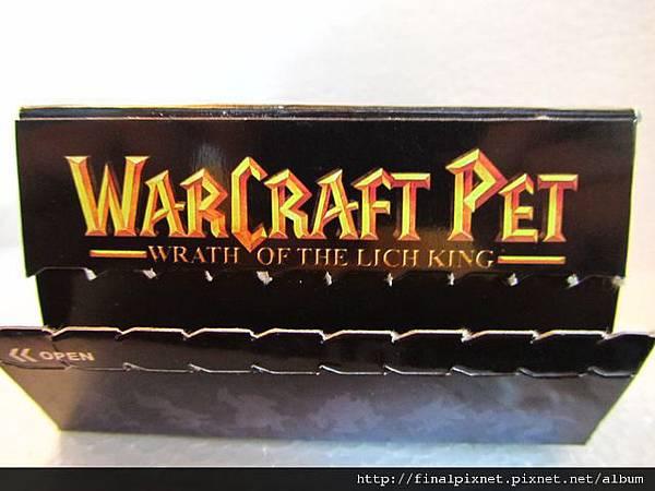 魔獸寵物 WarCraft Pet-外盒-WarCraft Pet字樣.jpg