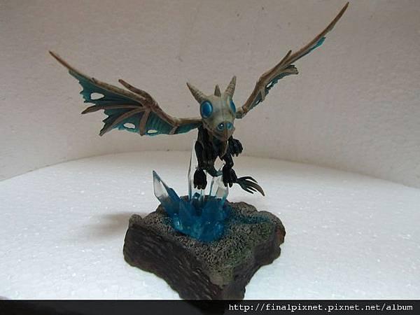 魔獸寵物 WarCraft Pet-冰霜雛龍寶寶-2.jpg